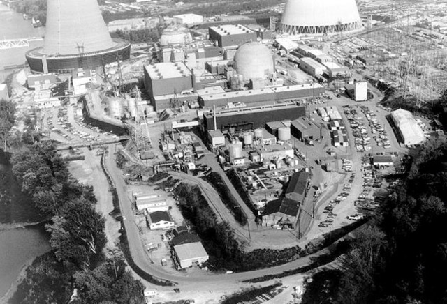 Shippingport Reactor in Pennsylvania was the first nuclear power plant to provide electricity to customers in the U.S.