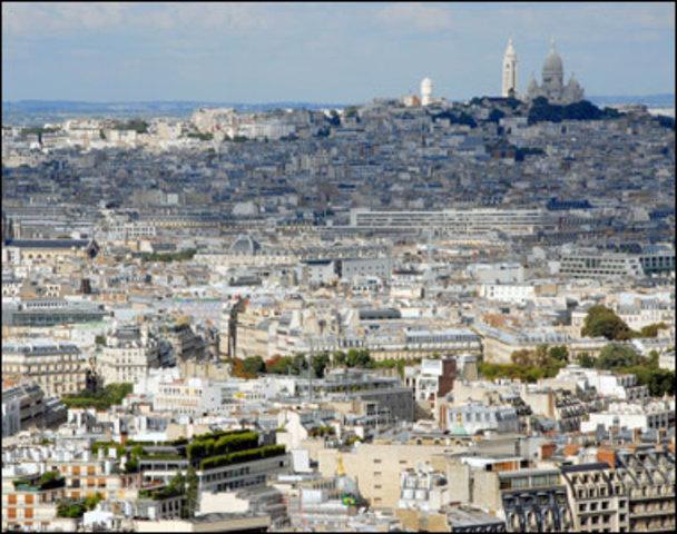 returns to paris