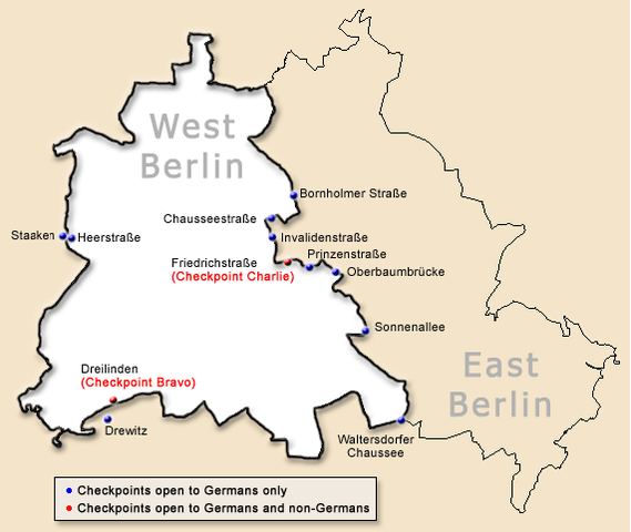 Allies divide up Germany and Berlin and take over the government.