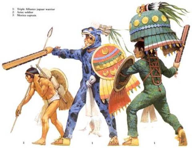 Triple alianza azteca