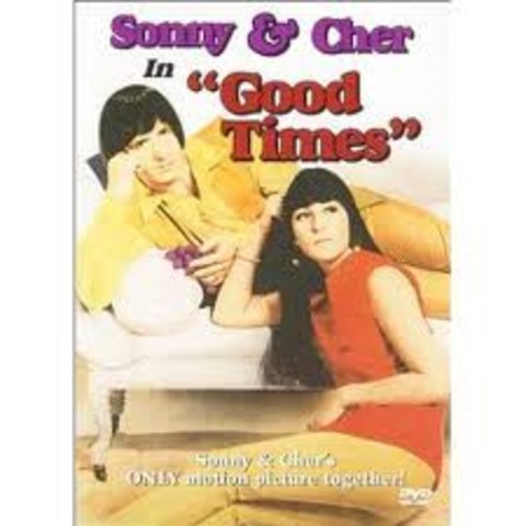 Good Times is the movie she produces with Sonny,that movie gains tremendous amout of reviews.