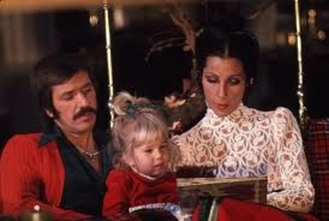 Cher falls in love with Sonny, and eventually marries him, then she gives birth to a daughter named Chasity.