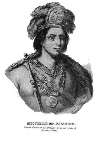 Moctezuma Xocoyotzin Tlatoani