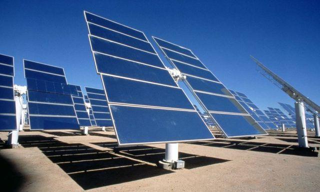 Solar Radiation/Mechanical Power