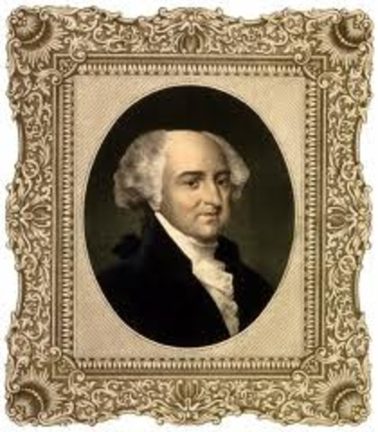 Election of John Adams