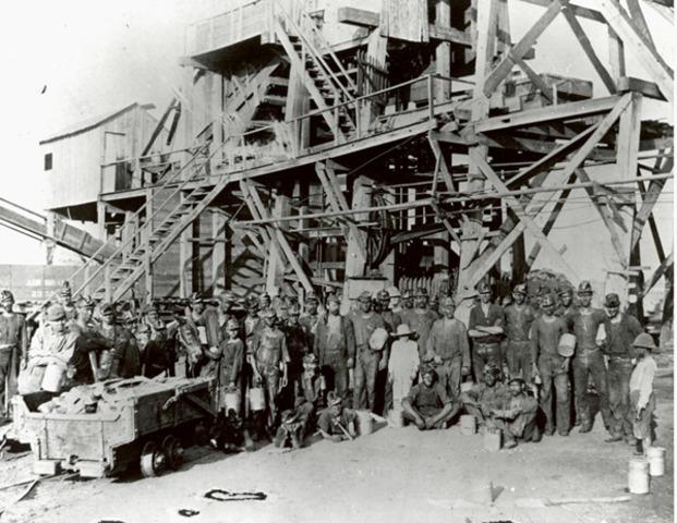 Bituminous Coal Miner's Strike of 1894