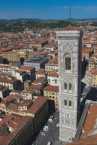 Florence: Giotto's Bell Tower