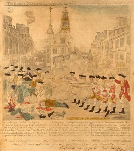"""Light Horse"" Harry Lee attacks Paulus Hook, NJ"