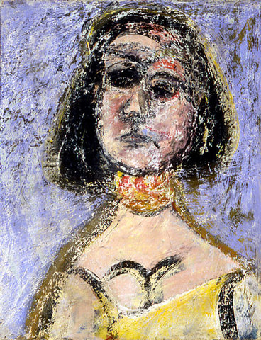 Woman with Necklace (studio version)