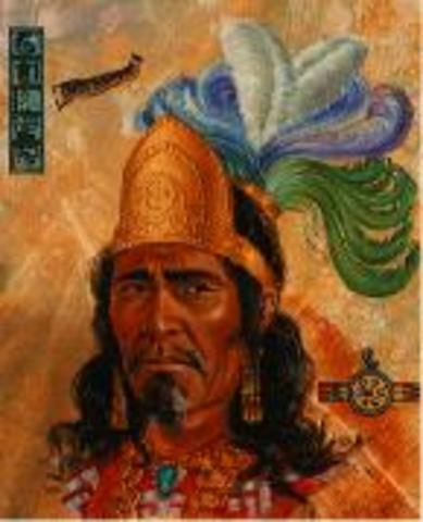 The seventh king of Tenochtitlán