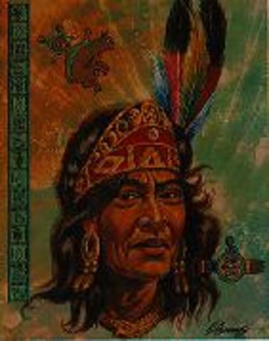 The eighth king of Tenochtitlán