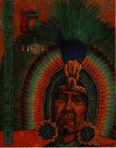 The ninth king of Tenochtitlán