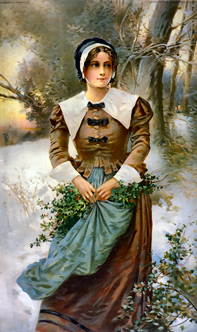 Mary Rowlandson's Captivity
