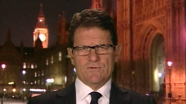 Capello disagrees over Terry losing captaincy