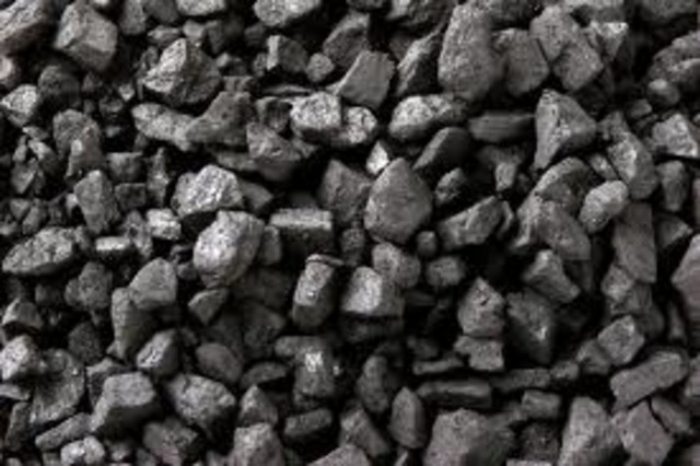 Coal is found