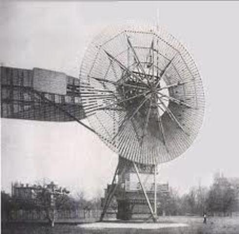 First Windmill