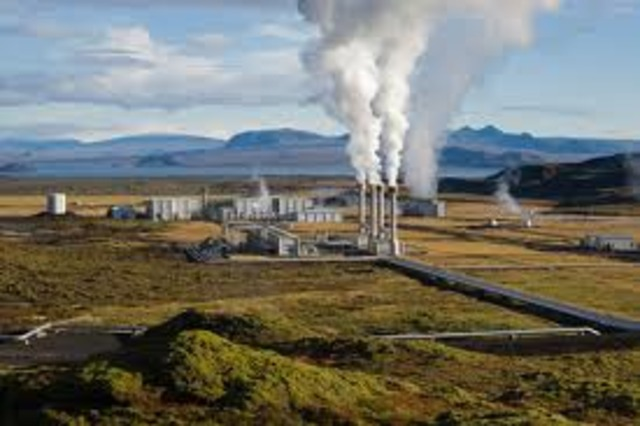 World's First Geothermal Plant