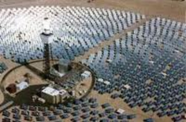 First Solar-Thermal Power Plant