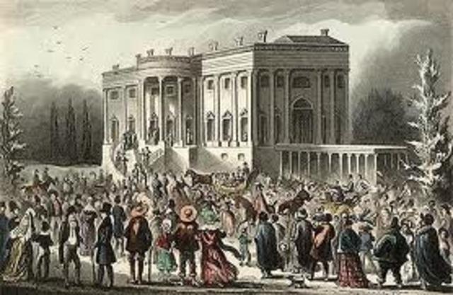 Election of Andrew Jackson #2