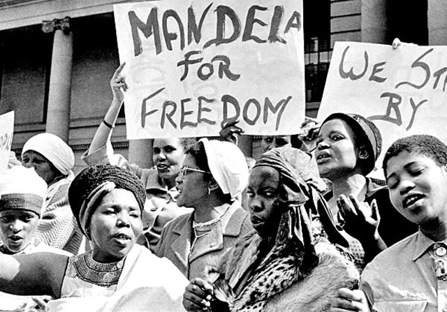 Oliver Tambo Launches an International Campaign to Free Mandela