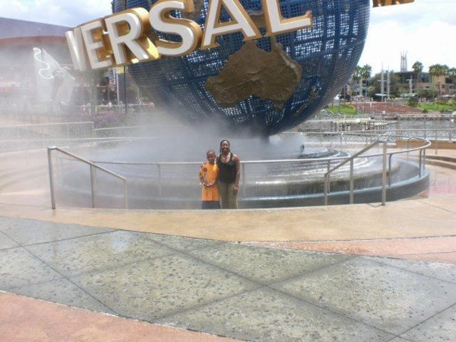 Went to Florida with my Boyfriend and family for his family reuion and had my first trip at Universal Studios@!