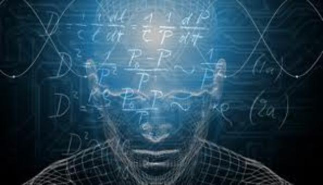 Trabajo formal sobre inteligencia artificial por Warren McCulloch y Walter Pits