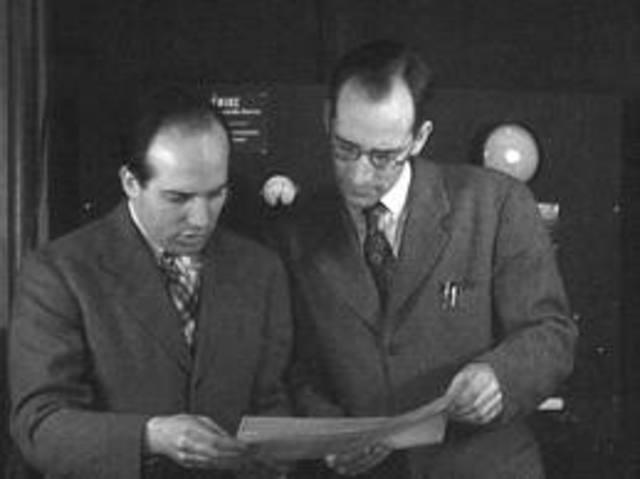 Eckert y Mauchley: ENIAC