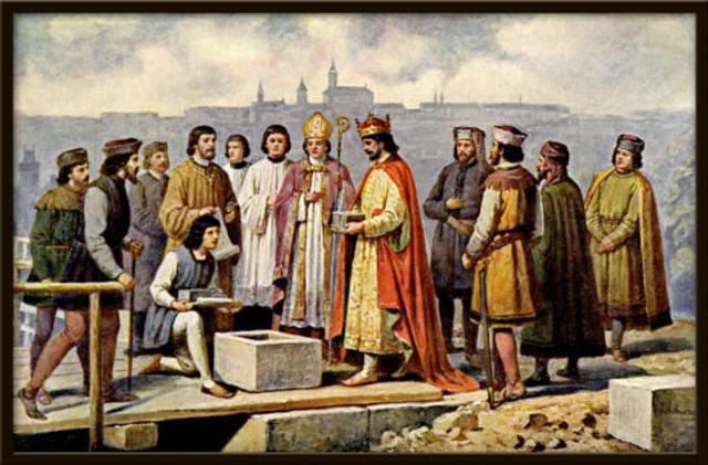 Vladislav II. králem