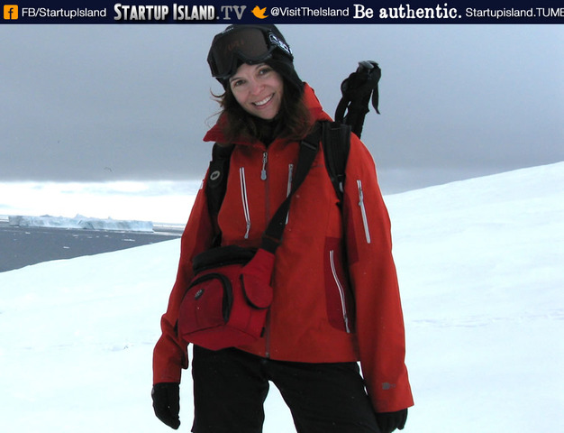 Lauren Wylie Antartica