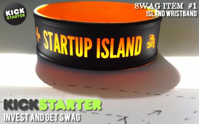 "First Kickstarter ""SWAG"" Product"