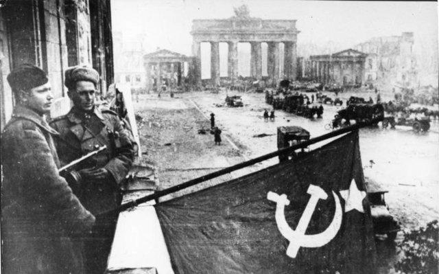 Berlin après la Deuxième Guerre Mondiale