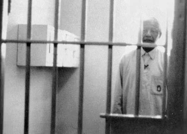Mandela arrested again!