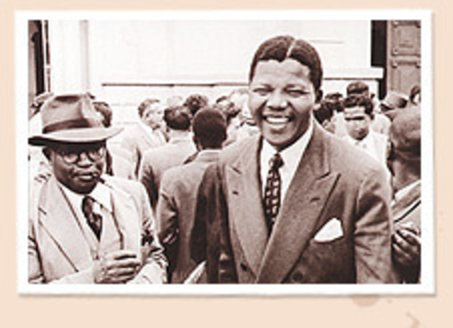 Mandela's treason trial ends. He is found not guilty.