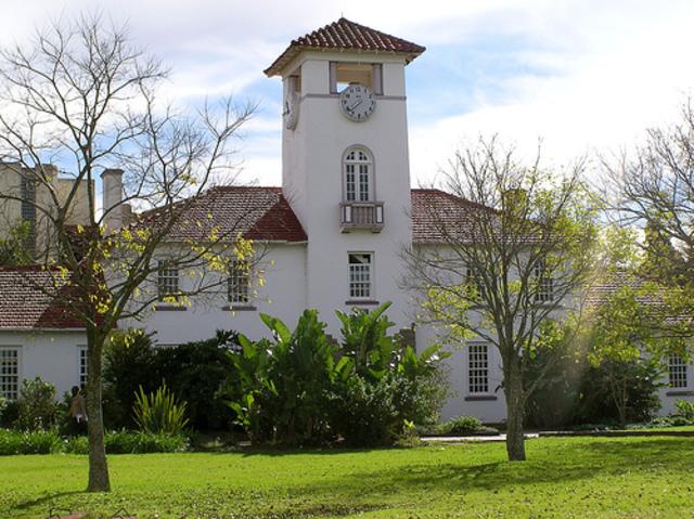 Mandela enrolls at University College of Fort Hare.