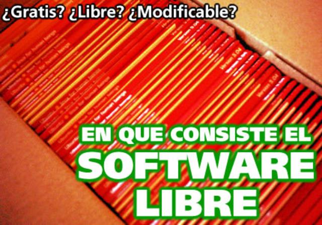 Nacimiento De Software Libre