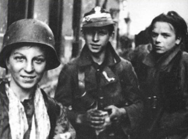 Warsaw Revolt