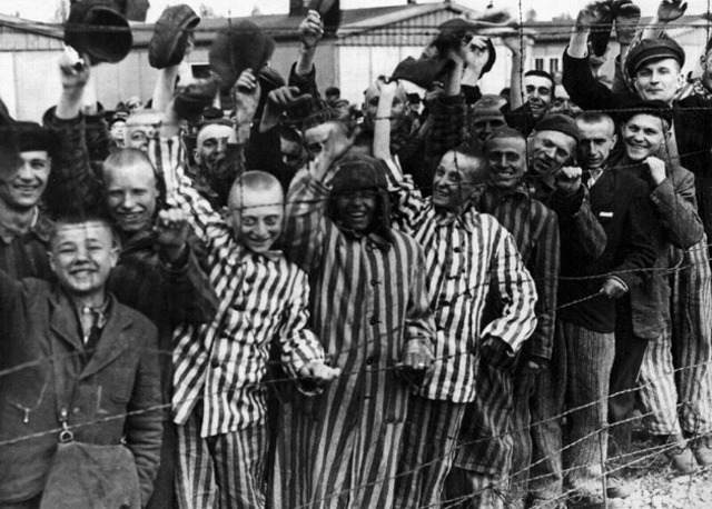Discovery of the Concentration camps