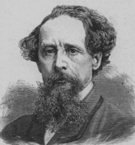 Dickens Publishes: Household Words