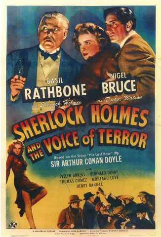 Sherlock Holmes and the Voice of Terror Released
