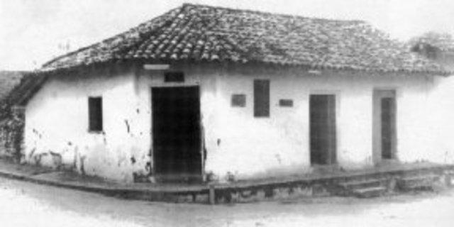 Nace Rubén Darío en Metalpa (Nicaragua)