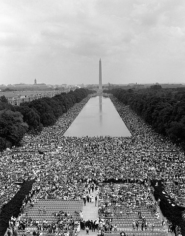 March on Washington D.C.