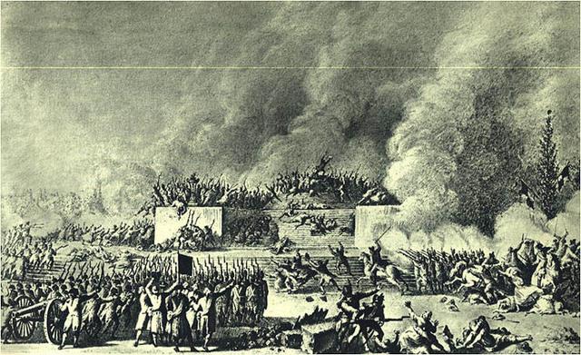 Champ de Mars Massacres