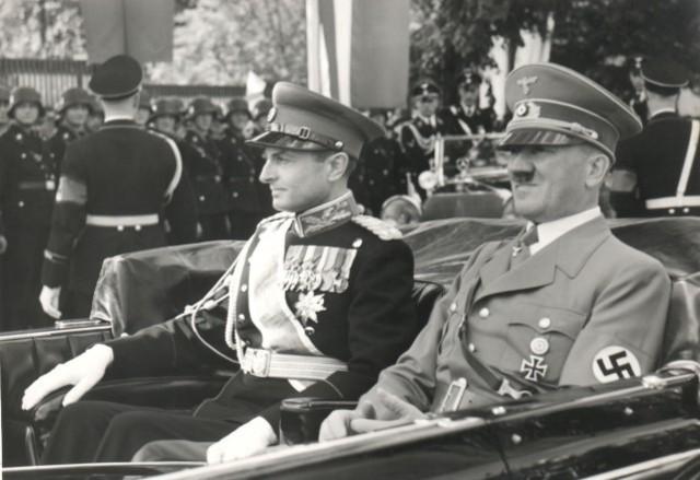 Alianzas con las dictaduras de Europa occidental.