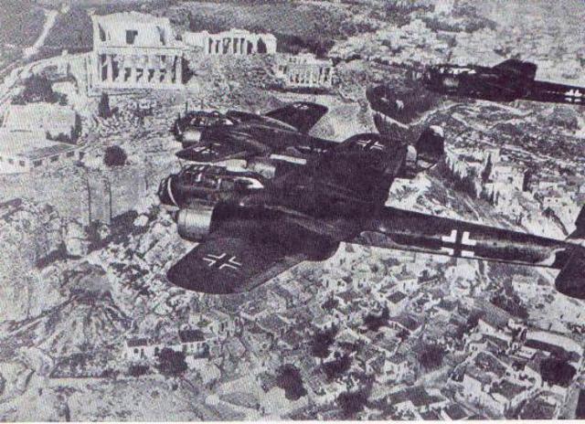 Ocupación de Grecia
