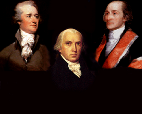 Beginning of the Federalist Party