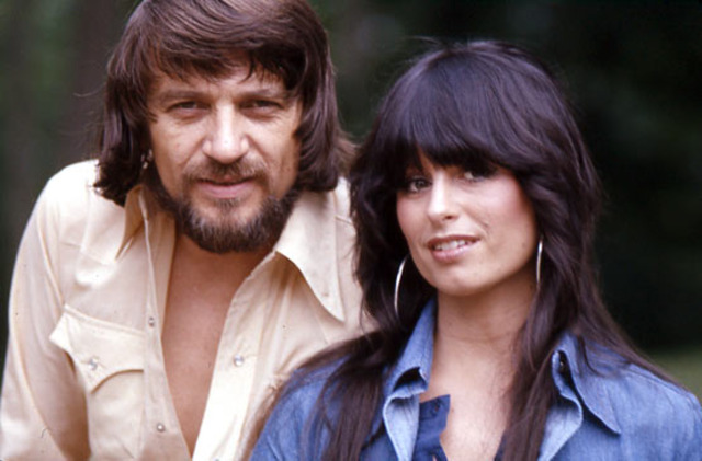 Fourth marriage to Jessi Colter