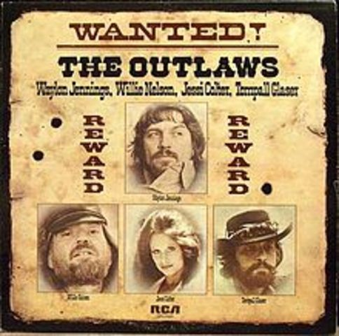 Released Wanted! The Outlaws
