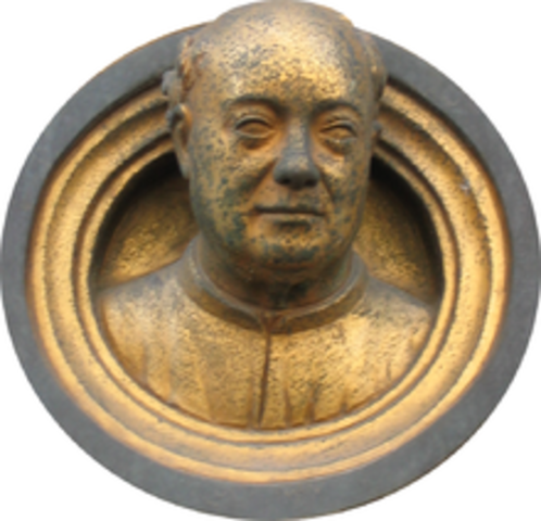 Ghiberti awarded commission to create doors for the baptistery of San Giovanni