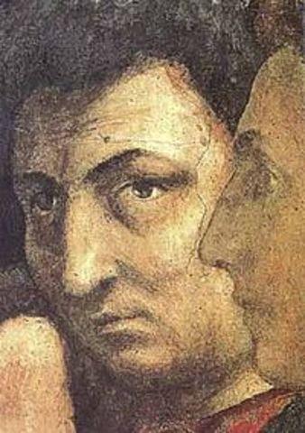 Masaccio is born