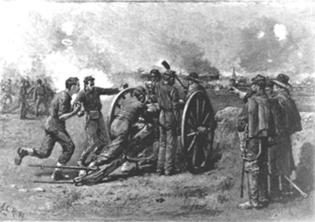 Battle of Fredricksburg